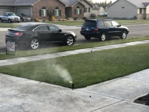 Idaho Falls Sprinkler System Winterizing Service